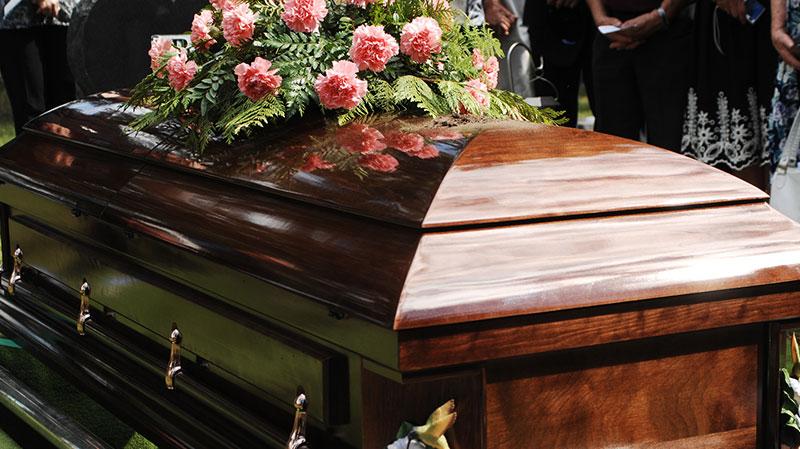Pachete funerare
